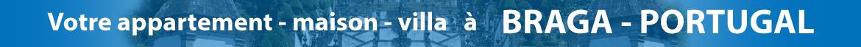Appartement, maison, illa à vendre à Braga Portugal