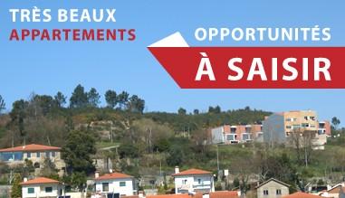 Appartements à vendre au Portugal. Opportunités à saisir!